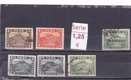 Perú  -  Serie Completa   - 5/2392 - Pérou