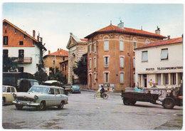 MURVIEL LES BEZIERS - La Place A L' Epoque Des Vendanges   (1255 ASO) - France