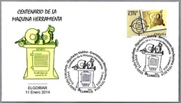 100 Años De MAQUINA HERRAMIENTA - 100 Years MACHINE TOOL. Elgoibar, Pais Vasco, 2014 - Usines & Industries