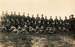 Amersfoort, Infanterie,Soldiers Pointing, Real Photo - Barracks
