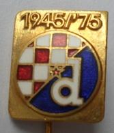 NK DINAMO ZAGREB  CROATIA FOOTBALL CLUB, SOCCER / FUTBOL CALCIO PINS BADGES P4/1 - Football