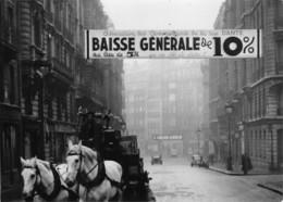 PARIS- RUE DANTE-DANS LE QUARTIER MAUBERT-1947 DES COMMERCANTS BAISSENT LEURS PRIX DE 10%AU LIEU DE 5% - Lieux