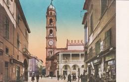 FAENZA (RAVENNA) CARTOLINA -TORRE DELL'OROLOGIO (1607) - Faenza