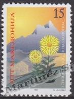 Macedonia 1997 Yvert 101, International Day Of Environment Protection - MNH - Macedonia