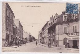 51 REIMS Rue De Bétheny , Façade Magasin Au Jus - Reims