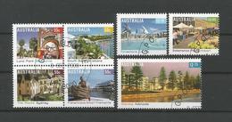 Australia 2008 Tourism Y.T. 2948/2954 (0) - 2000-09 Elizabeth II