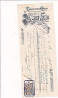 05-Pinatel..Manufacture De Corsets..Gap..(Hautes-Alpes)...1902 - Vestiario & Tessile