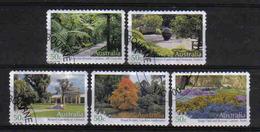Australia 2007 Botanic Gardens S.A.  Y.T. 2759/2763 (0) - 2000-09 Elizabeth II