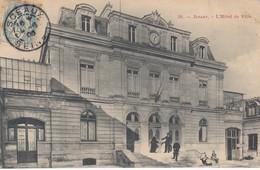 SCEAUX: L'Hôtel De Ville - Sceaux