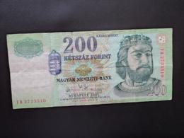 HONGRIE : 200 FORINT   2007    P 187g       TTB - Hungría