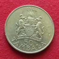 Malawi 50 Tambala 1994 KM# 19 - Malawi