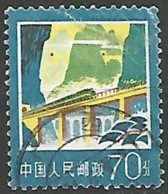 CHINE / 1949-.... REPUBLIQUE POPULAIRE N° 2072 OBLITERE - Usati