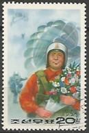 COREE DU NORD N° 1351 OBLITERE - Korea (Nord-)