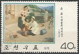 COREE DU NORD N° 1386 OBLITERE - Korea (Nord-)