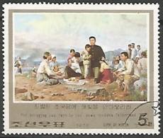 COREE DU NORD N° 1397B OBLITERE - Korea (Nord-)