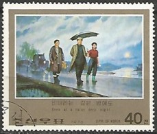 COREE DU NORD N° 1397F OBLITERE - Korea (Nord-)
