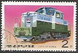 COREE DU NORD N° 1397G OBLITERE - Korea (Nord-)