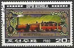 COREE DU NORD N° 1630A OBLITERE - Korea (Nord-)