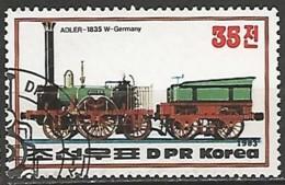 COREE DU NORD N° 1757-B OBLITERE - Korea (Nord-)