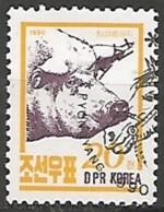 COREE DU NORD N° 2154 OBLITERE - Korea (Nord-)