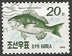 COREE DU NORD N° 2164 OBLITERE - Korea (Nord-)