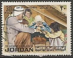 JORDANIE N° 761 OBLITERE - Jordan