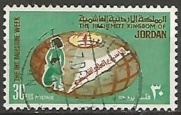 JORDANIE N° 766 OBLITERE - Jordan