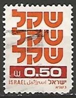 ISRAËL N° 775 OBLITERE Sans Tabs - Israel