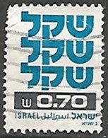 ISRAËL N° 777 OBLITERE Sans Tabs - Israel