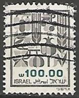 ISRAËL N° 906 OBLITERE Sans Tabs - Israel