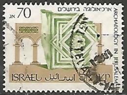 ISRAËL N° 1071 OBLITERE Sans Tabs - Israel