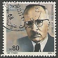 ISRAËL N° 1016 OBLITERE Sans Tabs - Israel