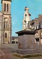 22 - Broons - La Statue De Bertrand Duguesclin - CPM - Voir Scans Recto-Verso - Francia