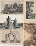 N 45  Lot 100 CPA  Différentes Etrangères - Postkaarten