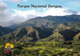 1 AK Ecuador * Der Nationalpark Sangay - Seit 1983 UNESCO Weltnaturerbe * - Ecuador