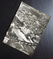 Slovenia CELJE Yugoslavia PUTNIK Issue Card City View Bridge B10 - Joegoslavië