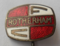 Rotherham United  ENGLAND FOOTBALL CLUB, SOCCER / FUTBOL / CALCIO PINS BADGES P3/4 - Football