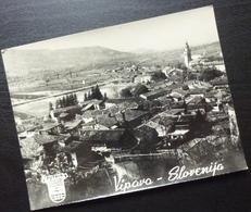 Slovenia VIPAVA Yugoslavia PUTNIK Issue Card City View B12 - Joegoslavië