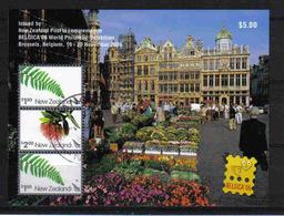 New Zealand 2006 Belgica S/S Y.T. BF 215 (0) - Blocs-feuillets