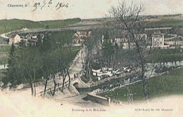 52  CHAUMONT - Faubourg De La Maladière. - Chaumont
