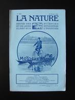 La Nature Rivista Francese N. 2447 26 Febbraio 1921 Motociclismo Nautico - Books, Magazines, Comics