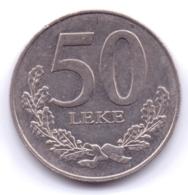 ALBANIA 2000: 50 Leke, KM 79 - Albania