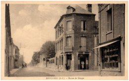 76 ENVERMEU - Route De Dieppe - Envermeu