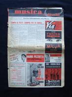 Musica E Dischi 1963 Solo Rassegna Completa Copertina Beatles - Books, Magazines, Comics