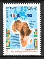Année 2010 _ 4496**+4497** - Francia