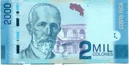 2.000 COLONES 2009 - Costa Rica