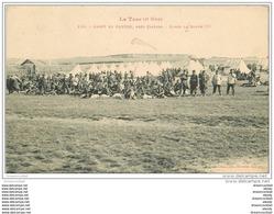 GUERRE 1914-18. Camp De Castres Après La Soupe. Le Tarn Tampon Militaire 1915 - Guerre 1914-18
