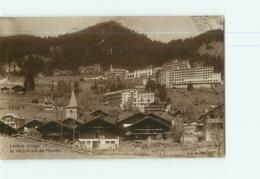 LEYSIN Village Et Les Hôtels De Feydey. TBE. 2 Scans. Edition Perrochet - VD Vaud