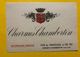 14425 - Charmes - Chambertin - Bourgogne