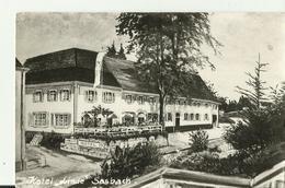 DE AK STEMPEL SASBACH  HOTEL Linde - Sasbach